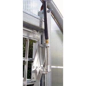 Solar Powered Vent Openers For Greenhouse Windows